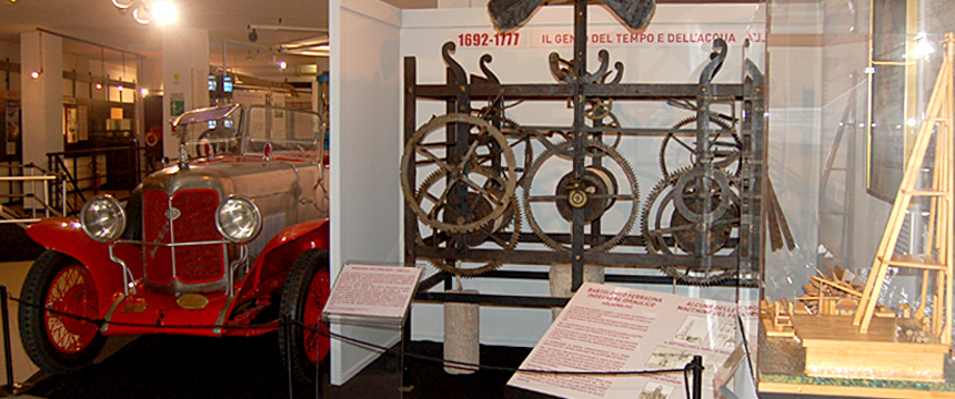 Bassano (VI) - Museo dell'Automobile